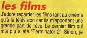 Les 3 grandes passions de Fanny mars 1992 (3)