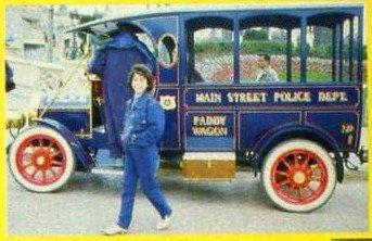 Fanny dans l'Univers d'Eurodisney mai 1992 (6)