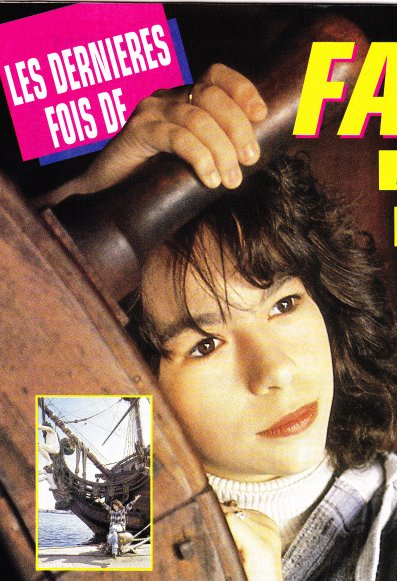 Nouvelle photo Fanny mars 1994