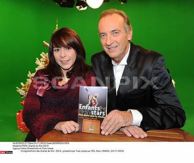 "Photo Fanny "" Les grands du rire "" 22 janvier 2011 (1)"