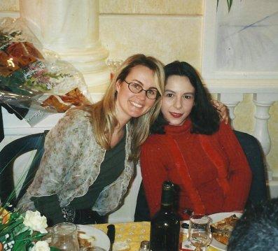 Photo Fanny fin des années 90