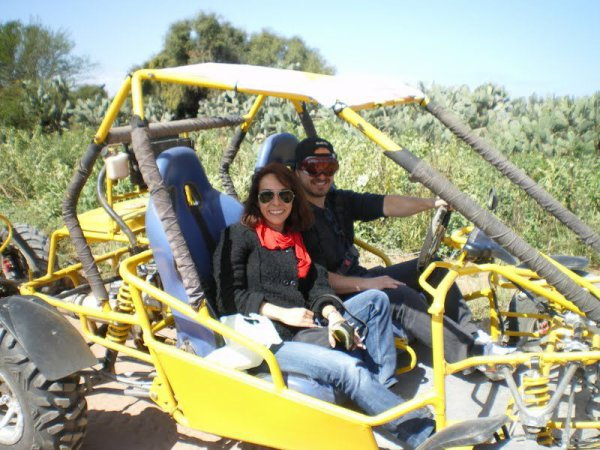 Photo Fanny au Maroc printemps 2012