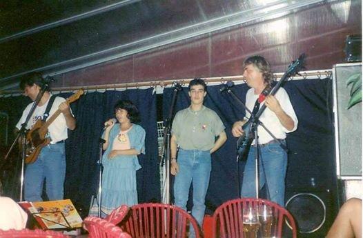 Photo Fanny Cap d'Agde 1991