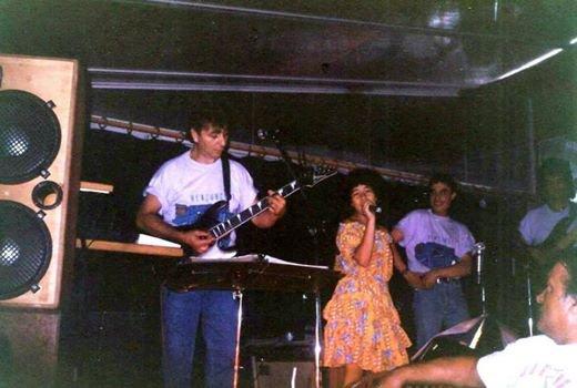 Photo Fanny Cap d'Agde 1991 (2)