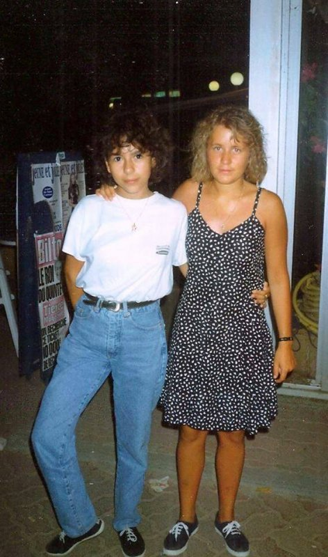 Nouvelle photo Fanny 1992 (2)