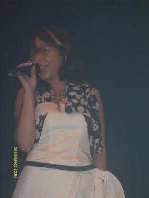 Photo du concert de Fanny le 19 mai 2007