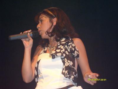 Concert de Fanny à Sète