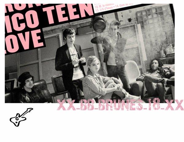 2eme Album : Nico Teen Love