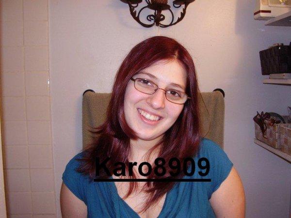 Moi et ma nouvelle coupe de cheveux