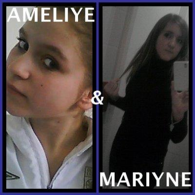 AMELIYE & MARIYNE