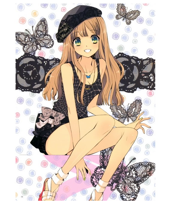 mes plus beau manga