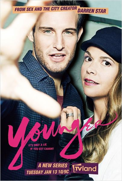 Série : Younger - Saison 1 -