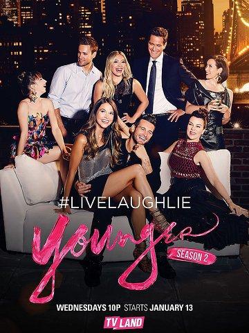 Série : Younger - Saison 2 -