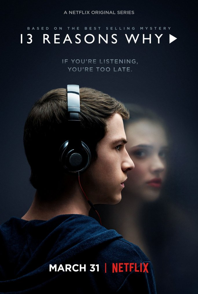 13 reasons why - série -
