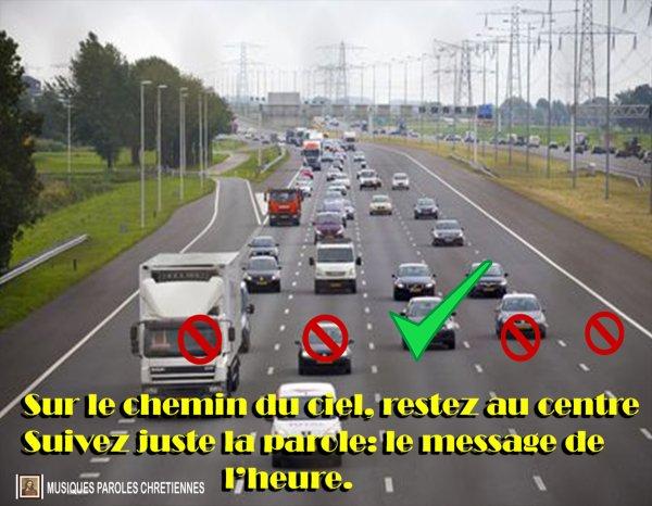 LES CHEMINS VERS LA DESTINÉE FINALE ++++++++++++++++++++++++++++++++++