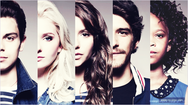 Photoshoot pour la cérémonie « Variety's Power Of Youth ».