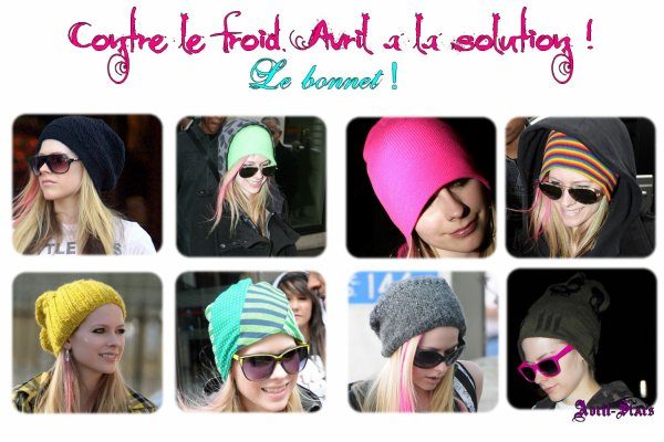 Contre le froid Avril a la solution !Newsletter
