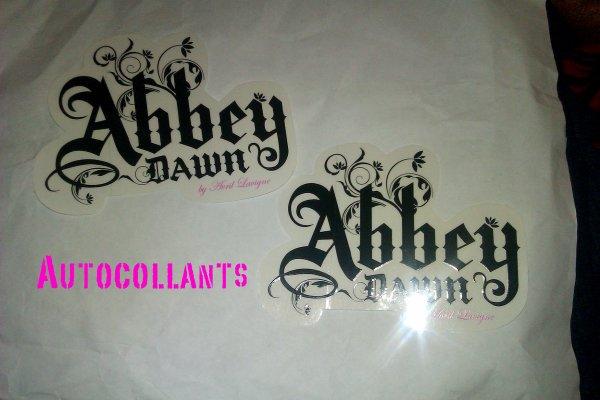 Abbey DawnNewsletter