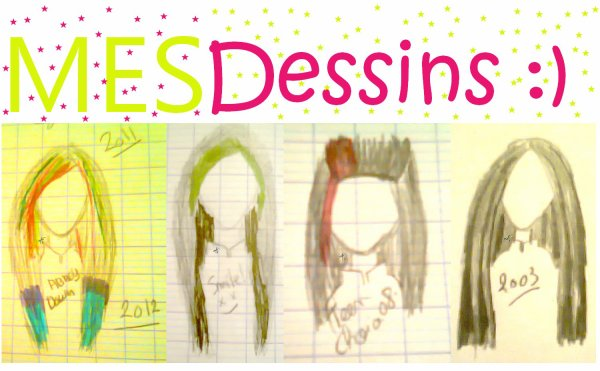 MES Dessins :)Newsletter