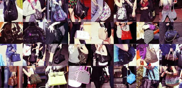 Les sacs d'Avril Lavigne Newsletter