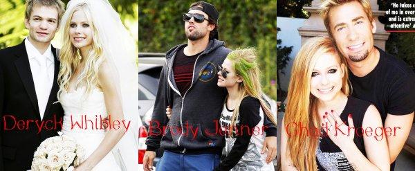 Avril en coupleNewsletter
