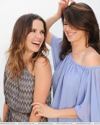 Brooke et Victoria