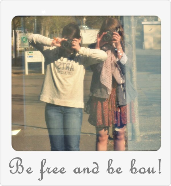 Be free & be bou ♥