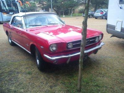 ford mustang de 1967