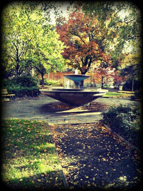fontaine à Sion
