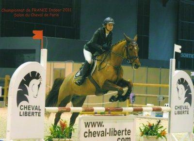 Richesse et Moi au Salon du cheval 2011