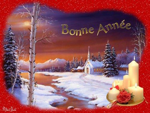 Bonne Année..........a toutes.!