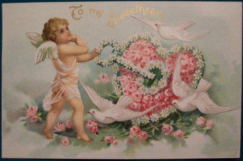 Bonne Journée de St Valentin........!