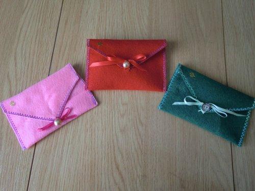 3 petits cadeaux bien arrivés...!