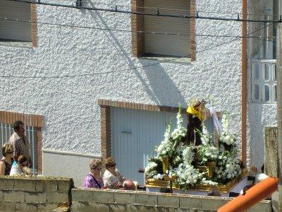 cet la fête de mon village....