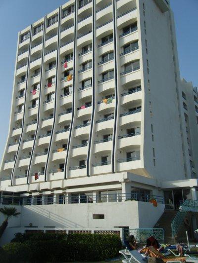 Hôtel inzi Agadir