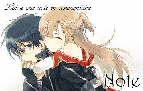 Asuna's Love Story
