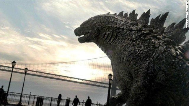 Histoire de Godzilla et d'une Américaine , ancienne habitante du Japon