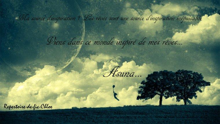 Bannière pour Asuna (essaie)