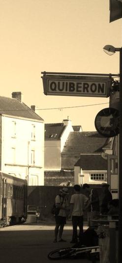 Quiberon. ♥