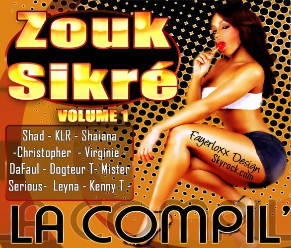 Zouk-sikre Volume 1 disponible