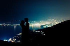 Il n'y a pas de règle en amour, deux coeur s'aiment. point
