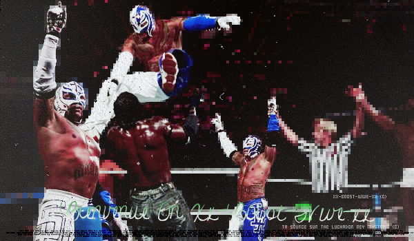 ₪ ₪ Article  : Welcome On Xx-Boost-Wwe-Xx.skyrock.com ₪ ₪ ╚> Ta Source Sur Rey Mysterio <╝