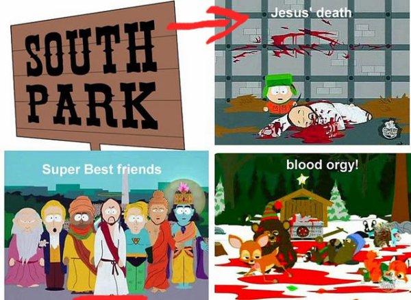 Les Obscénités de South Park