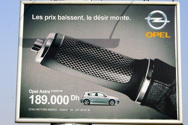 Publicités / messages Subliminaux
