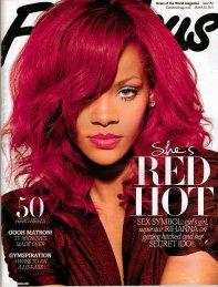 Rihanna / Oeil