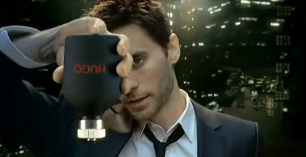 Publicité HUGO BOSS - Jared Leto