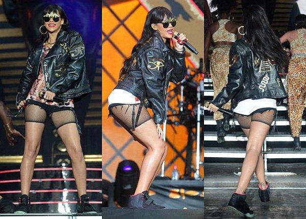 Rihanna - Symboles Illuminati