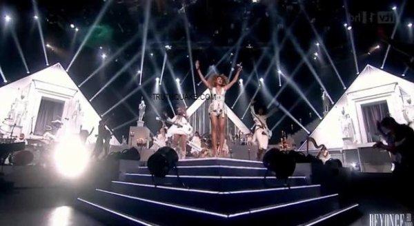 Beyonce sur ITV