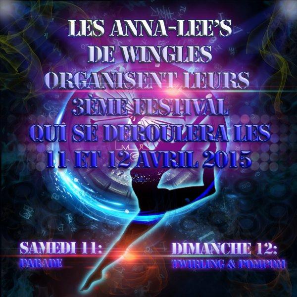 Festival des ANNA-LEE'S