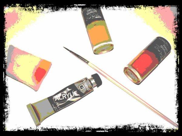 Nail art: •Capsule• Dégradé et courbes abstraites